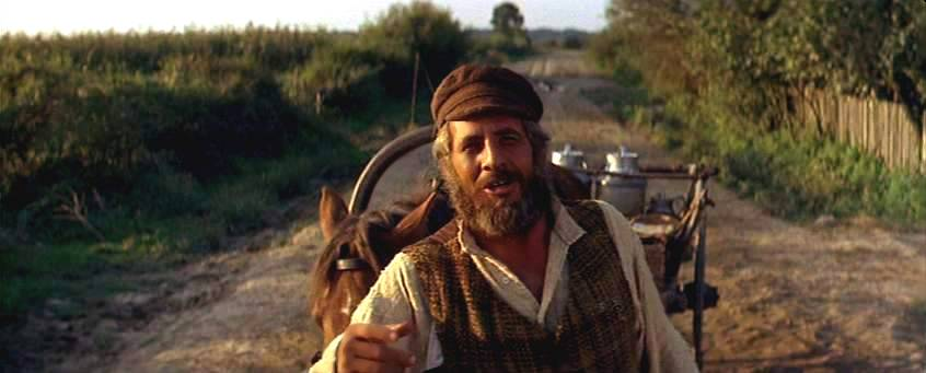 1971 Fiddler On The Roof Movie Madness